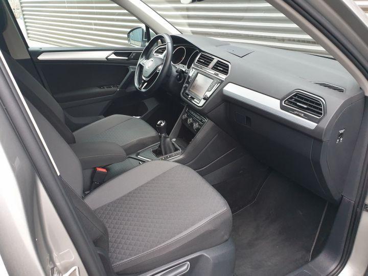 Volkswagen Tiguan ii tdi 150 confortline business Gris Occasion - 12