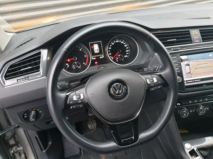 Volkswagen Tiguan ii tdi 150 confortline business Gris Occasion - 14