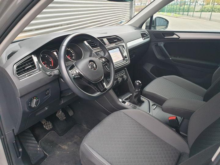 Volkswagen Tiguan ii tdi 150 confortline business Gris Occasion - 15