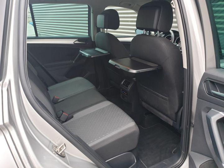 Volkswagen Tiguan ii tdi 150 confortline business Gris Occasion - 16