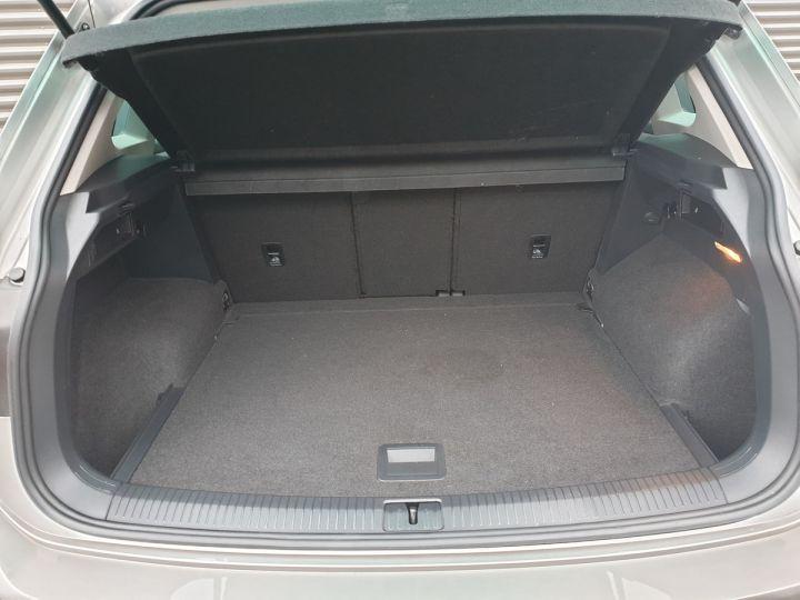 Volkswagen Tiguan ii tdi 150 confortline business Gris Occasion - 17