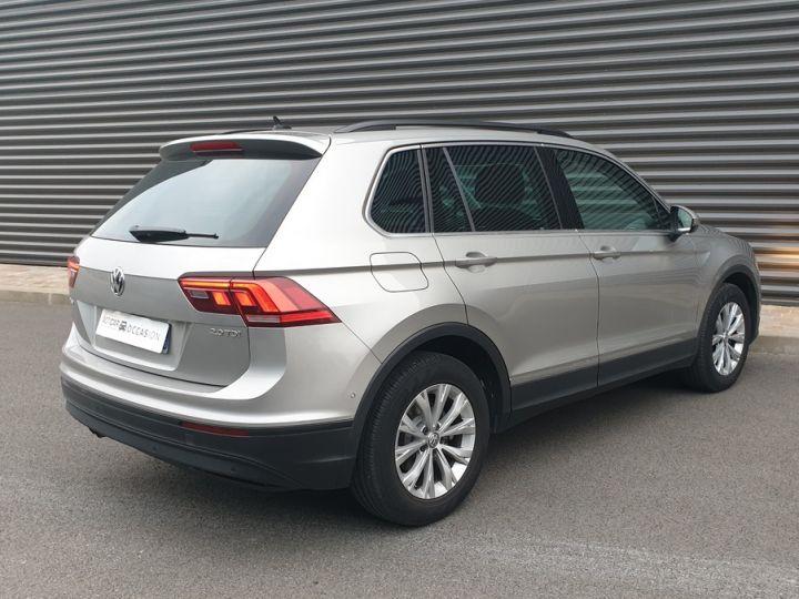 Volkswagen Tiguan ii tdi 150 confortline business Gris Occasion - 18