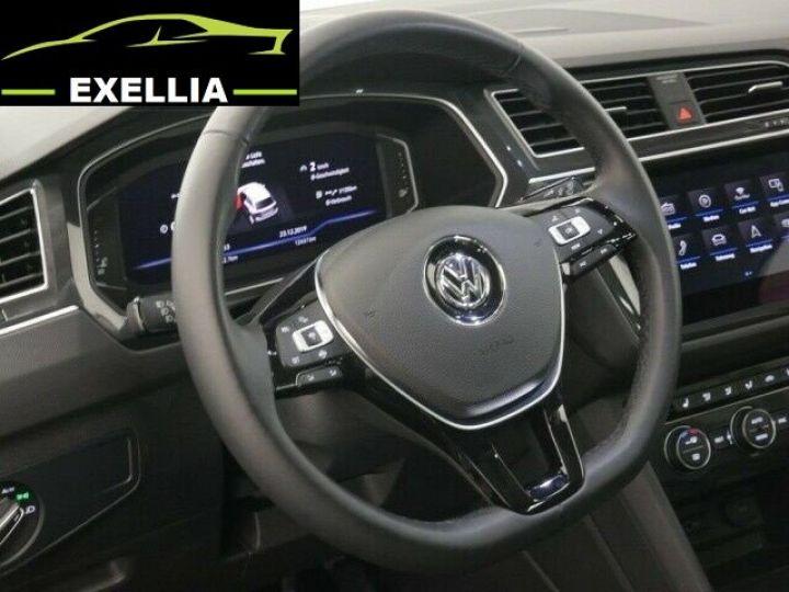 Volkswagen Tiguan TIGUAN 2.0 TDI 150 4MOTION R LINE  BLANC Occasion - 8
