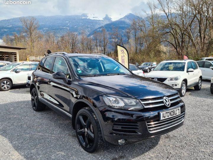 Volkswagen Touareg 3.0 tdi 240 carat 4motion tiptronic 01/2011 CUIR GPS XENON JA 20  - 3