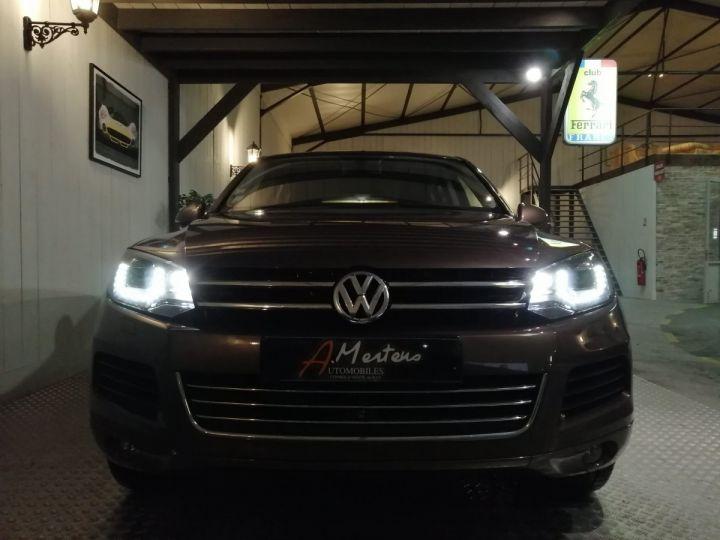 Volkswagen Touareg 3.0 TDI 245 CV DSG Marron - 3
