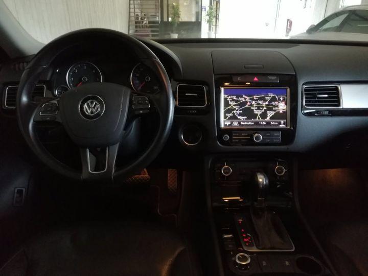 Volkswagen Touareg 3.0 TDI 245 CV DSG Marron - 6