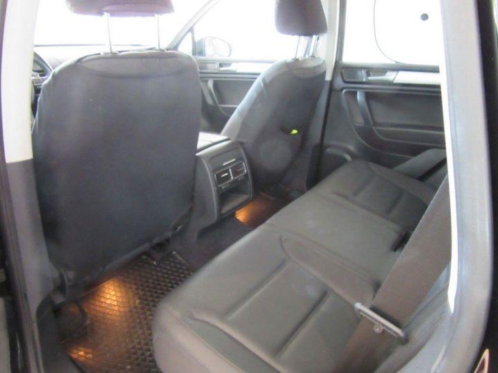 Volkswagen Touareg 3.0 V6 TDI 245 (12/2013) noir métallisé effet perle - 5