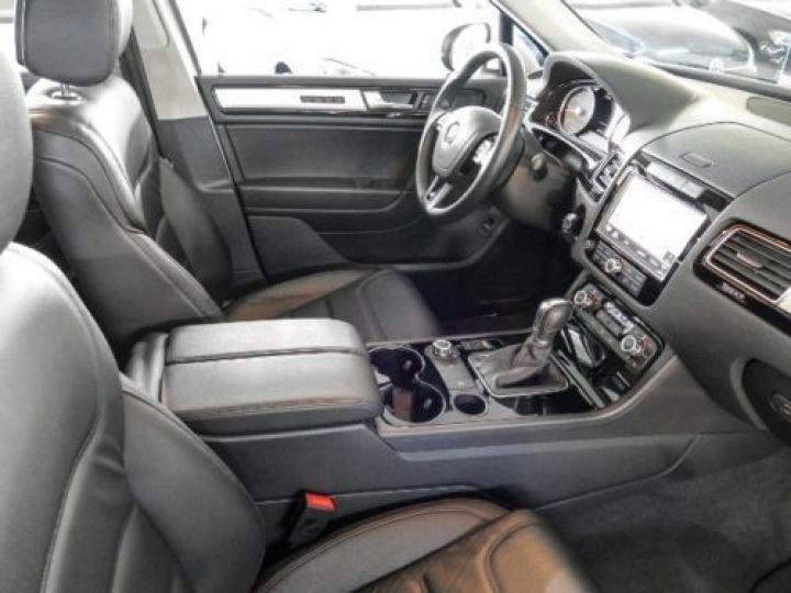 Volkswagen Touareg 3.0 V6 TDI 245CH BLUEMOTION EDITION R LINE 4MOTION TIPTRONIC BLANC Occasion - 7