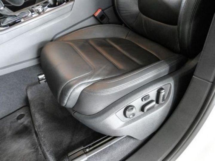 Volkswagen Touareg 3.0 V6 TDI 245CH BLUEMOTION EDITION R LINE 4MOTION TIPTRONIC BLANC Occasion - 16