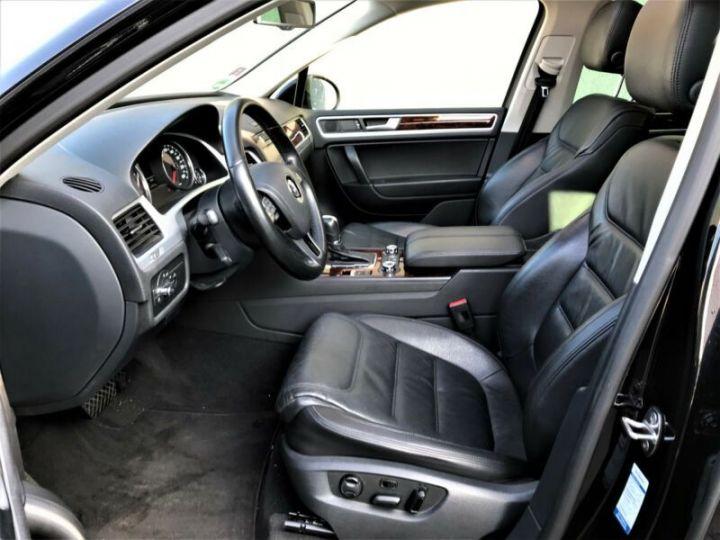 Volkswagen Touareg 3.0 V6 TDI 245CH BLUEMOTION FAP R EXCLUSIVE 4MOTION TIPTRONIC NOIR Occasion - 11