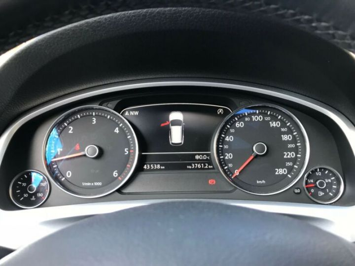 Volkswagen Touareg 3.0 V6 TDI 245CH BLUEMOTION FAP R EXCLUSIVE 4MOTION TIPTRONIC NOIR Occasion - 12