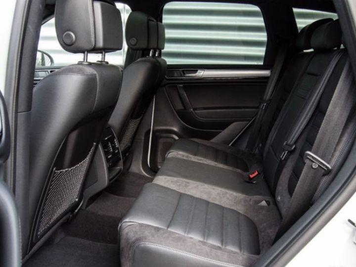 Volkswagen Touareg 3.0 V6 TDI 262CH BLANC Occasion - 4