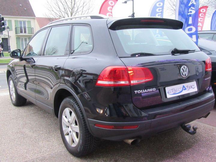 Volkswagen Touareg 3.0 V6 TDI 262CH BLUEMOTION TECHNOLOGY CARAT 4MOTION TIPTRONIC Noir - 3