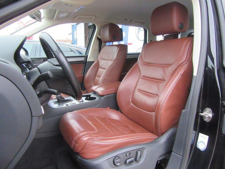 Volkswagen Touareg 3.0 V6 TDI 262CH BLUEMOTION TECHNOLOGY CARAT 4MOTION TIPTRONIC Noir - 4