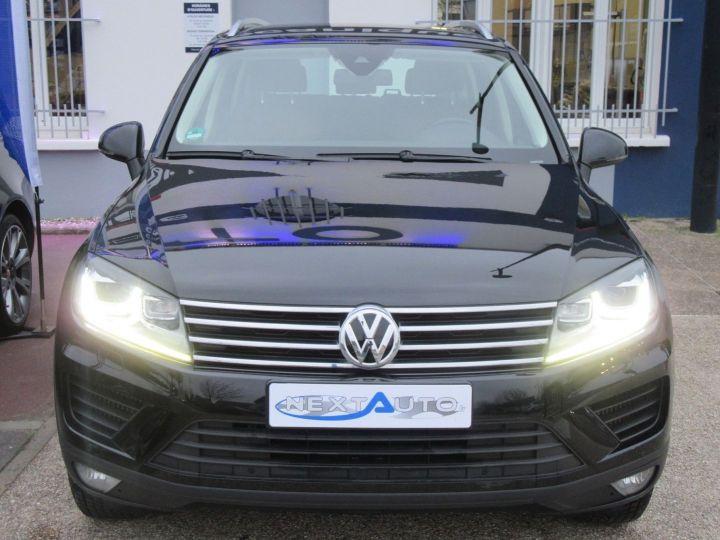 Volkswagen Touareg 3.0 V6 TDI 262CH BLUEMOTION TECHNOLOGY CARAT 4MOTION TIPTRONIC Noir - 6