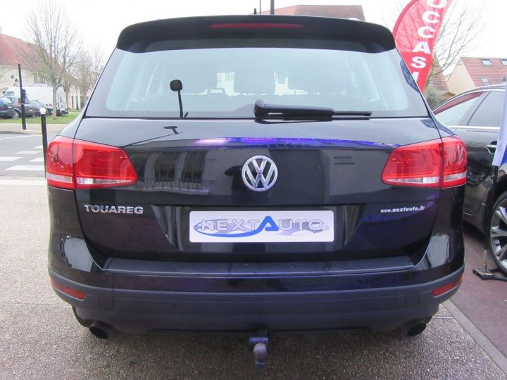 Volkswagen Touareg 3.0 V6 TDI 262CH BLUEMOTION TECHNOLOGY CARAT 4MOTION TIPTRONIC Noir - 7
