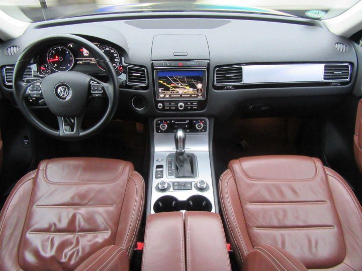 Volkswagen Touareg 3.0 V6 TDI 262CH BLUEMOTION TECHNOLOGY CARAT 4MOTION TIPTRONIC Noir - 8