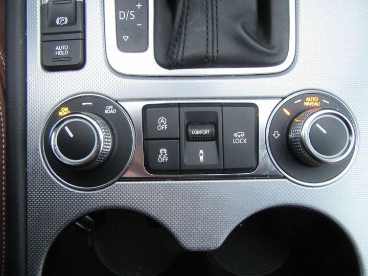 Volkswagen Touareg 3.0 V6 TDI 262CH BLUEMOTION TECHNOLOGY CARAT 4MOTION TIPTRONIC Noir - 13