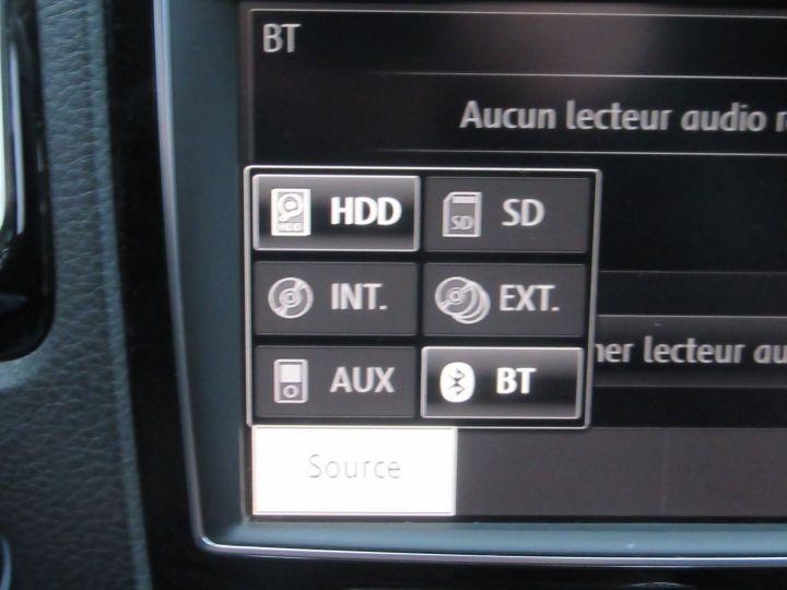 Volkswagen Touareg 3.0 V6 TDI 262CH BLUEMOTION TECHNOLOGY CARAT 4MOTION TIPTRONIC Noir - 19