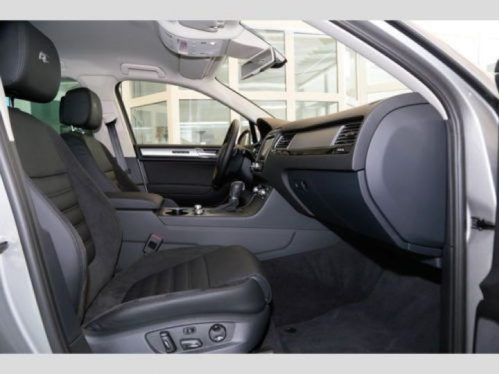 Volkswagen Touareg 3.0 V6 TDI 262CH BLUEMOTION TECHNOLOGY CARAT 4XMOTION TIPTRONIC GRIS Occasion - 5