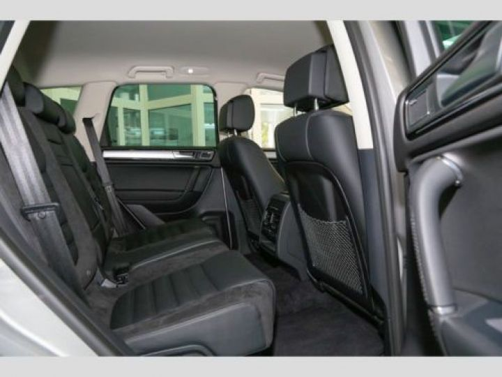 Volkswagen Touareg 3.0 V6 TDI 262CH BLUEMOTION TECHNOLOGY CARAT 4XMOTION TIPTRONIC GRIS Occasion - 7