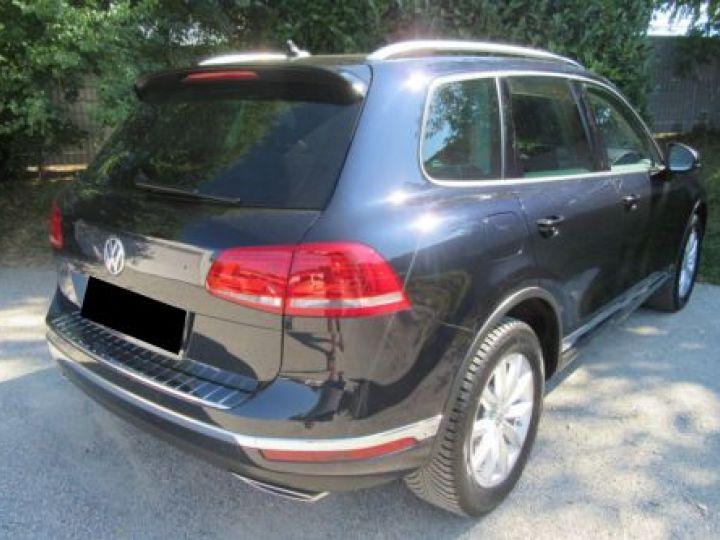 Volkswagen Touareg 3.0 V6 TDI 262CH BLUEMOTION TECHNOLOGY CARAT EDITION 4MOTION TIPTRONIC BLEU Occasion - 2
