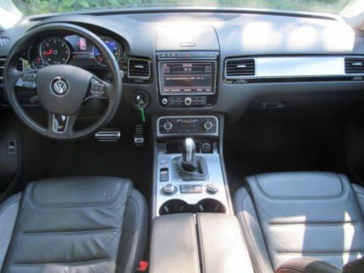 Volkswagen Touareg 3.0 V6 TDI 262CH BLUEMOTION TECHNOLOGY CARAT EDITION 4MOTION TIPTRONIC BLEU Occasion - 5
