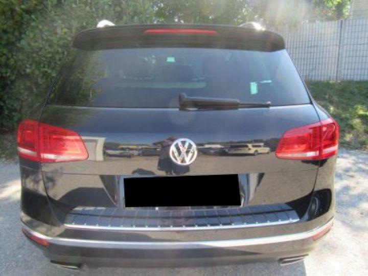 Volkswagen Touareg 3.0 V6 TDI 262CH BLUEMOTION TECHNOLOGY CARAT EDITION 4MOTION TIPTRONIC BLEU Occasion - 17
