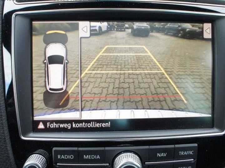 Volkswagen Touareg 3.0 V6 TDI 262CH BLUEMOTION TECHNOLOGY CARAT EDITION 4XMOTION TIPTRONIC GRIS Occasion - 5