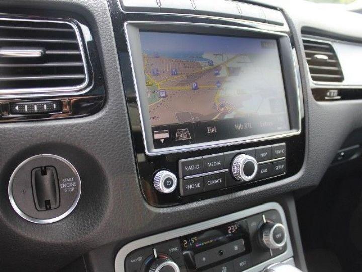 Volkswagen Touareg 3.0 V6 TDI 262CH BLUEMOTION TECHNOLOGY CARAT EDITION 4XMOTION TIPTRONIC BLANC Occasion - 7