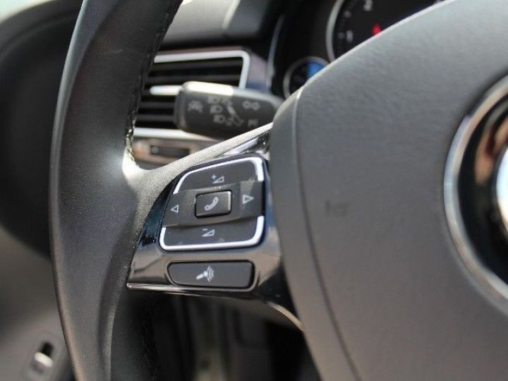 Volkswagen Touareg 3.0 V6 TDI 262CH BLUEMOTION TECHNOLOGY CARAT EDITION 4XMOTION TIPTRONIC BLANC Occasion - 11