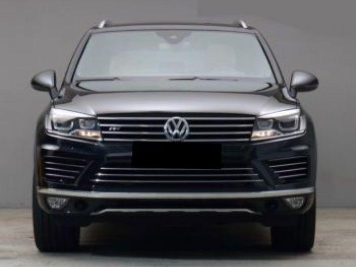 Volkswagen Touareg 3.0 V6 TDI 262CH BLUEMOTION TECHNOLOGY CARAT EXCLUSIVE 4XMOTION TIPTRONIC NOIR Occasion - 3