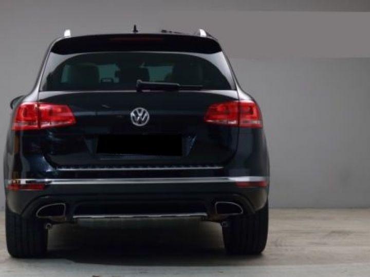 Volkswagen Touareg 3.0 V6 TDI 262CH BLUEMOTION TECHNOLOGY CARAT EXCLUSIVE 4XMOTION TIPTRONIC NOIR Occasion - 20