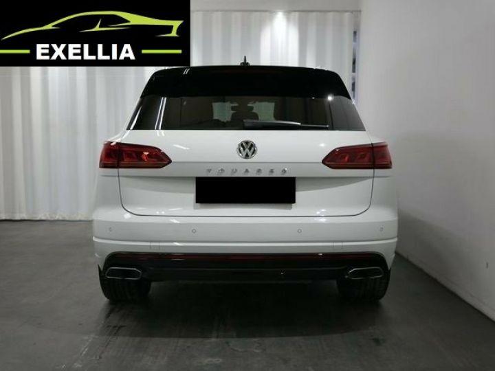 Volkswagen Touareg 3.0 V6 TDI 286 4MOTION R LINE EXCLUSIVE AUTO NOIR  Occasion - 4