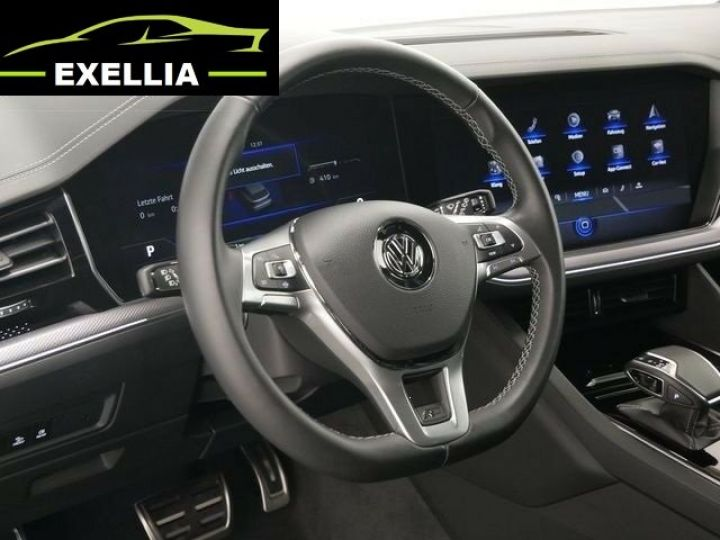 Volkswagen Touareg 3.0 V6 TDI 286 4MOTION R LINE EXCLUSIVE AUTO BLANC  Occasion - 8