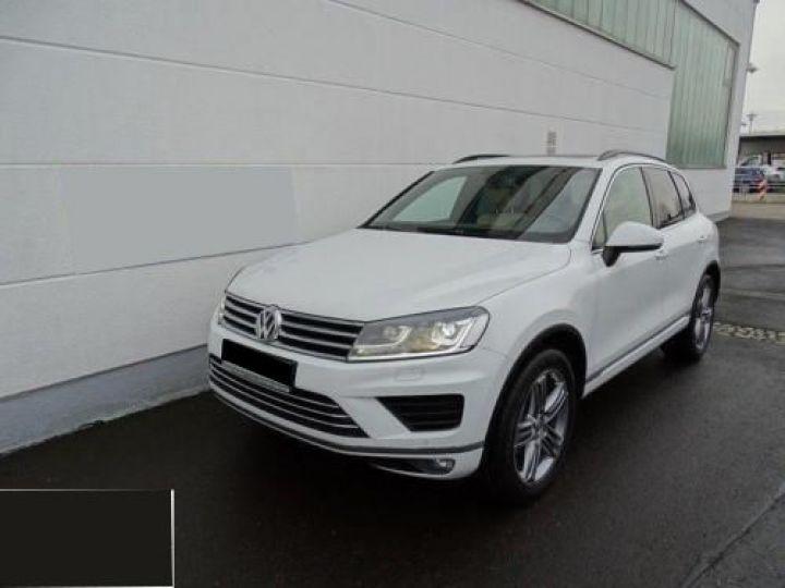 Volkswagen Touareg 3.0 V6 TDI EXCLUSIVE / DYNAUDIO BLANC Occasion - 1