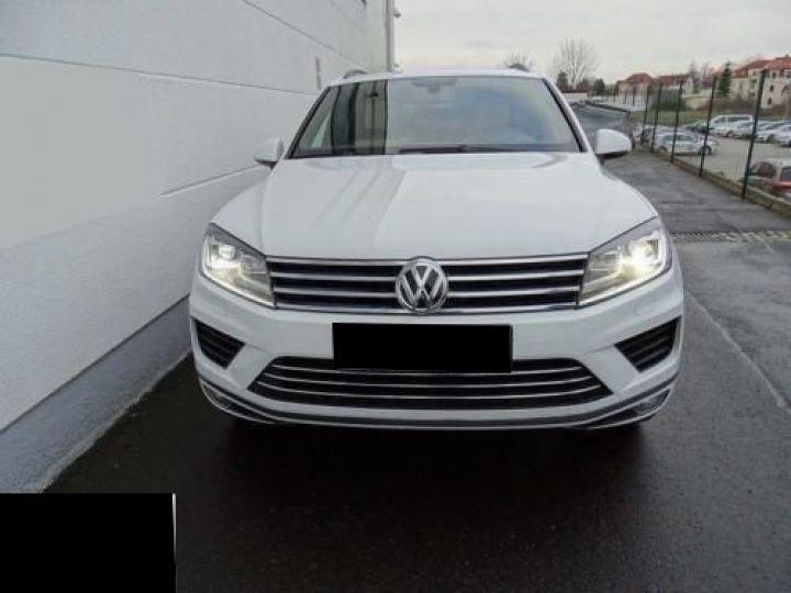 Volkswagen Touareg 3.0 V6 TDI EXCLUSIVE / DYNAUDIO BLANC Occasion - 3