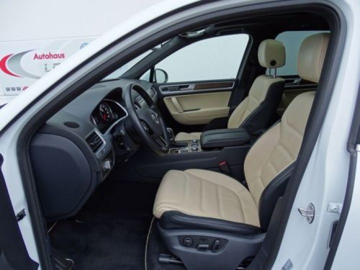 Volkswagen Touareg 3.0 V6 TDI EXCLUSIVE / DYNAUDIO BLANC Occasion - 7