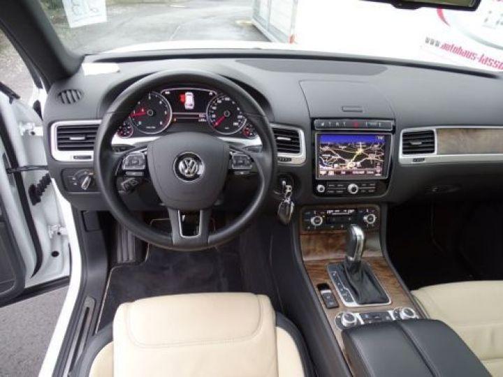 Volkswagen Touareg 3.0 V6 TDI EXCLUSIVE / DYNAUDIO BLANC Occasion - 9