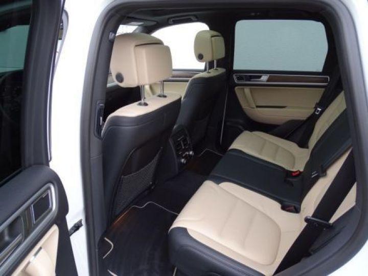 Volkswagen Touareg 3.0 V6 TDI EXCLUSIVE / DYNAUDIO BLANC Occasion - 12