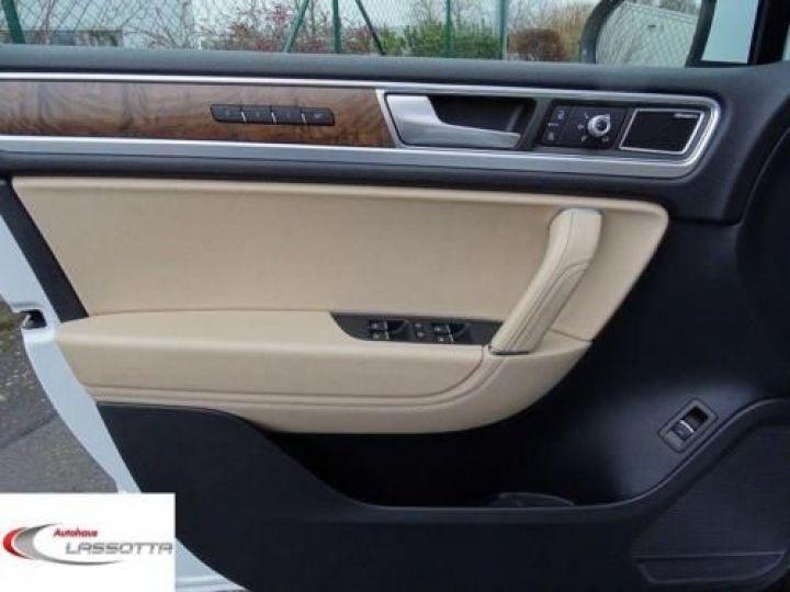 Volkswagen Touareg 3.0 V6 TDI EXCLUSIVE / DYNAUDIO BLANC Occasion - 15