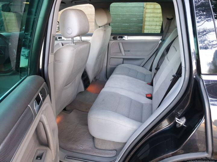 Volkswagen Touareg 3.0 V6 TDI TIPTRONIC NOIR METALLISE - 12