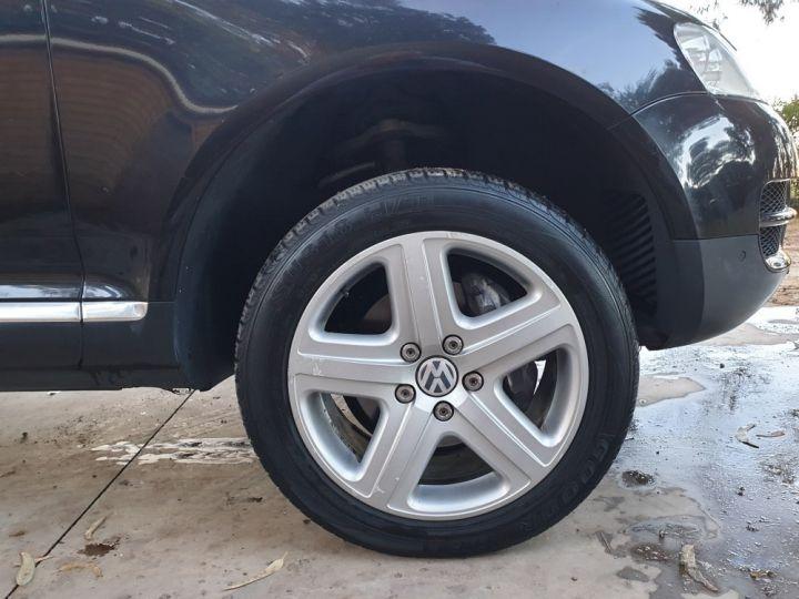 Volkswagen Touareg 3.0 V6 TDI TIPTRONIC NOIR METALLISE - 15