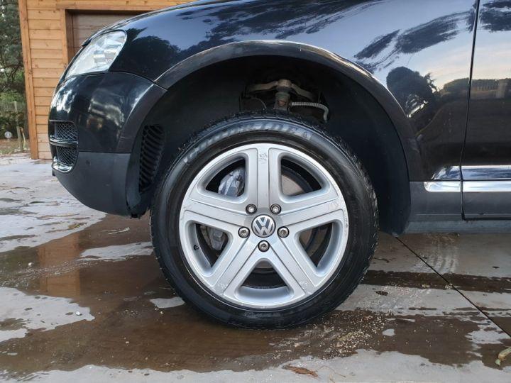 Volkswagen Touareg 3.0 V6 TDI TIPTRONIC NOIR METALLISE - 18