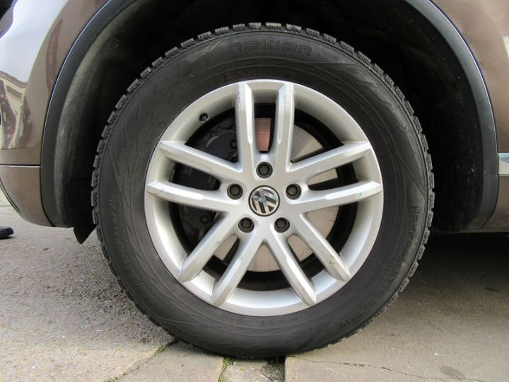 Volkswagen Touareg 3.0 V6 TFSI 380CH CARAT EDITION 4MOTION TIPTRONIC MARRON Occasion - 7