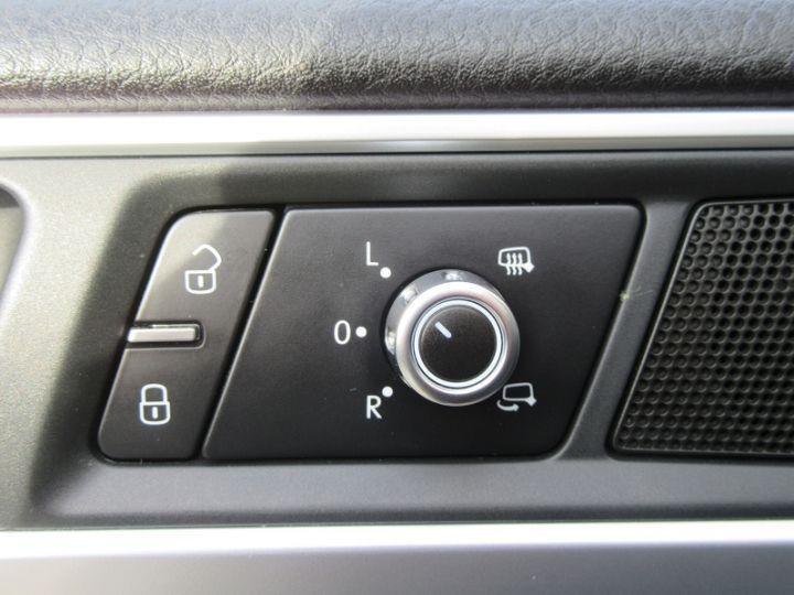 Volkswagen Touareg 3.0 V6 TFSI 380CH CARAT EDITION 4MOTION TIPTRONIC MARRON Occasion - 12