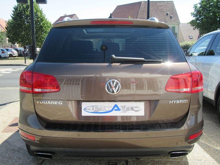 Volkswagen Touareg 3.0 V6 TFSI 380CH CARAT EDITION 4MOTION TIPTRONIC MARRON Occasion - 11