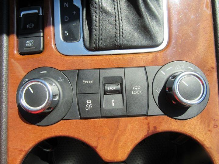 Volkswagen Touareg 3.0 V6 TFSI 380CH CARAT EDITION 4MOTION TIPTRONIC MARRON Occasion - 19