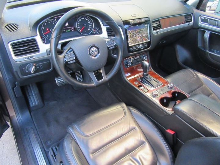 Volkswagen Touareg 3.0 V6 TFSI 380CH HYBRID CARAT EDITION 4MOTION TIPTRONIC MARRON Occasion - 2