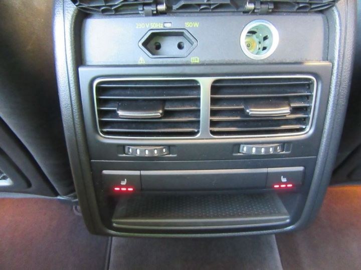 Volkswagen Touareg 3.0 V6 TFSI 380CH HYBRID CARAT EDITION 4MOTION TIPTRONIC MARRON Occasion - 18
